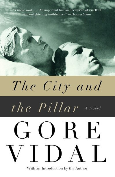 The City And The Pillar: A Novel by Gore Vidal
