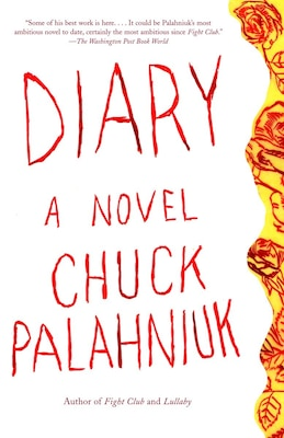 Book Diary: A Novel by Chuck Palahniuk