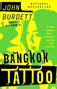 Bangkok Tattoo: A Royal Thai Detective Novel (2)