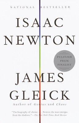 Book Isaac Newton by James Gleick