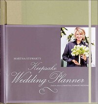 Martha Stewart's Keepsake Wedding Planner