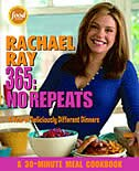 Book Rachael Ray 365: No Repeats: A Year of Deliciously Different Dinners by Rachael Ray