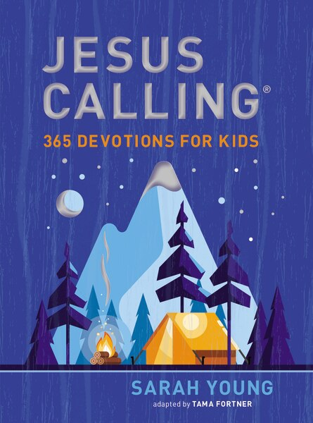 Jesus Calling: 365 Devotions For Kids (boys Edition) by Sarah Young