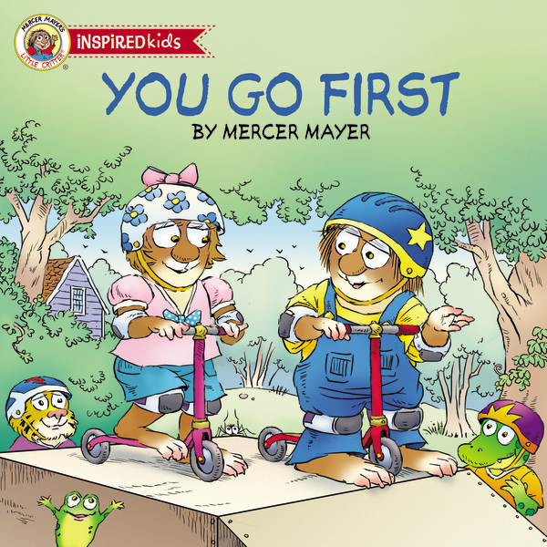 Book You Go First by Mercer Mayer