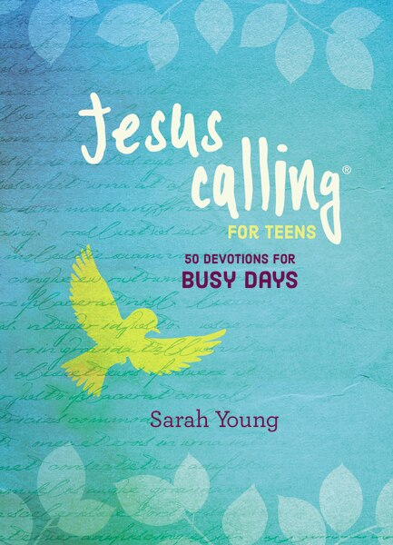 Jesus Calling: 50 Devotions For Busy Days by Sarah Young
