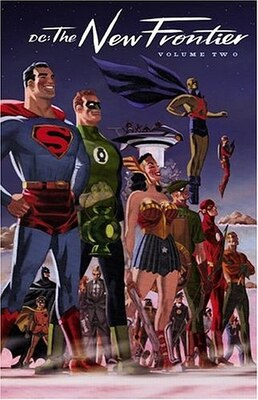 Book Dc: The New Frontier - Vol 02 by Darwyn Cooke
