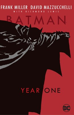 Book Batman: Year One by Frank Miller