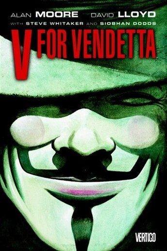 orwell and hitler v for vendetta