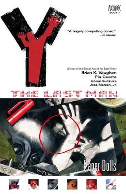 Book Y: The Last Man Vol 07: Paper Dolls by Brian K. Vaughan