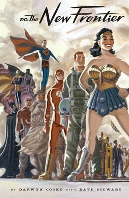 Book Absolute Dc: The New Frontier by Darwyn Cooke