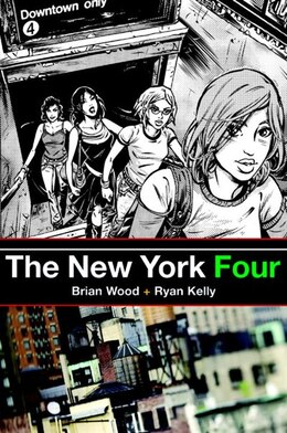 Book The New York Four by Ryan Kelly