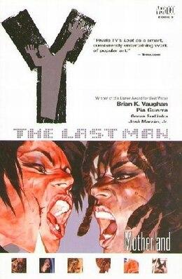 Book Y: The Last Man Vol 09: Motherland by Brian K. Vaughan