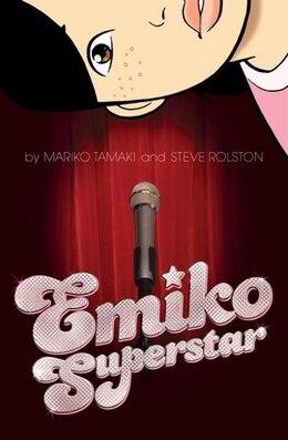 Book Emiko Superstar by Mariko Tamaki