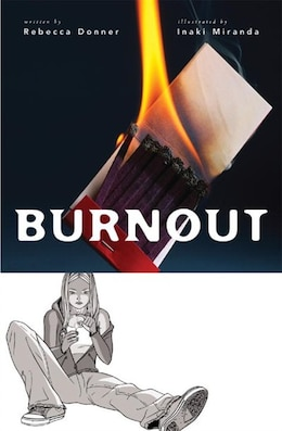 Book Burnout by Rebecca Donner