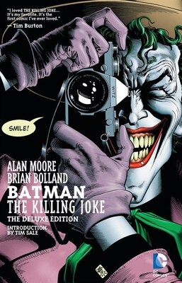 Book Batman: Killing Joke (deluxe) by Alan Moore