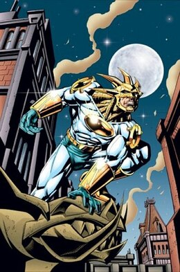 Book Jla Presents: Aztek: The Ultimate Man by Grant Morrison
