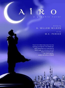Book Cairo by G. Willow Wilson