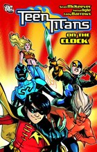 Teen Titans On The Clock