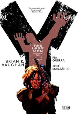 Book Y The Last Man Deluxe Edition Book Two by Brian K. Vaughan
