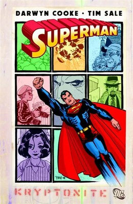 Book Superman: Kryptonite Sc by Darwyn Cooke