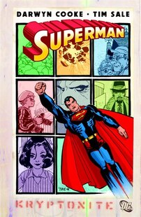 Superman: Kryptonite Sc