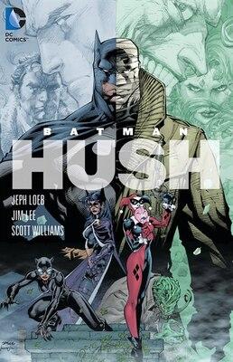 Book Batman: Hush by Jeph Loeb