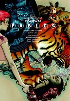 Fables The Deluxe Edition Book One