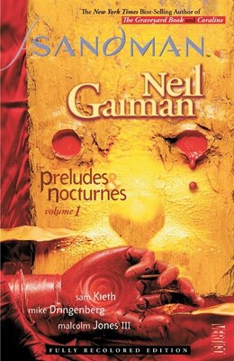Book The Sandman Vol. 1: Preludes & Nocturnes (new Edition) by Neil Gaiman