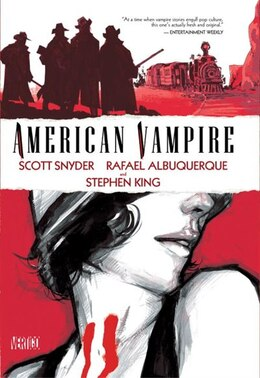 Book American Vampire Vol. 1 by Scott Snyder