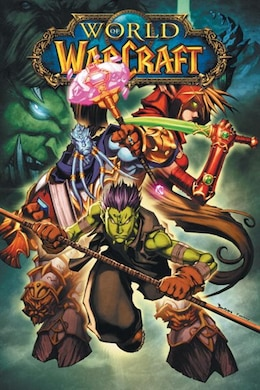 Book World Of Warcraft Vol. 4 by Walter & Louise Simonson