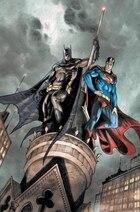 Superman/batman:worship