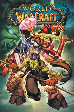 Book World Of Warcraft Vol. 4 by Walter Simonson