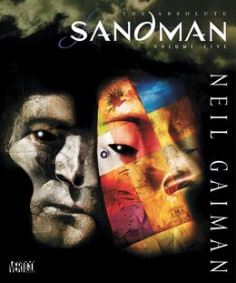 Book Absolute Sandman Vol. 5 by Neil Gaiman
