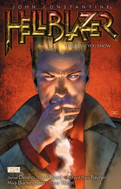 John Constantine, Hellblazer Vol. 2: The Devil You Know (new Edition) by Jamie Delano