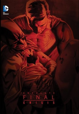 Book Absolute Final Crisis by Grant Morrison