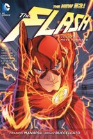 Book The Flash Vol. 1: Move Forward (the New 52) by Francis Manapul