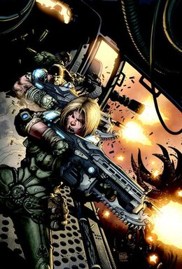 Book Gears Of War Book Three by Karen Traviss
