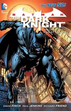 Batman - The Dark Knight Vol. 1: Knight Terrors (the New 52)