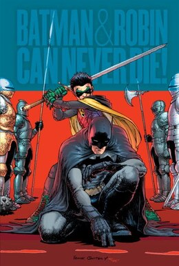 Book Absolute Batman & Robin: Batman Reborn by Grant Morrison