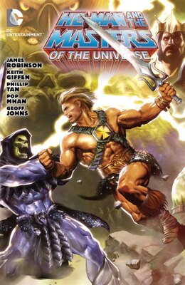 Book He-man And The Masters Of The Universe Vol. 1 by James A. Robinson