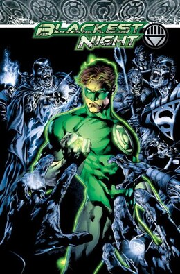 Book Absolute Blackest Night by Geoff Johns