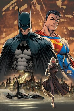 Book Absolute Superman/batman Vol. 1 by Jeph Loeb