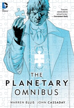 Book The Planetary Omnibus by Warren Ellis