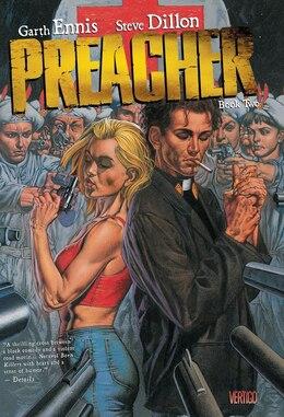 Book Preacher Book Two by Garth Ennis