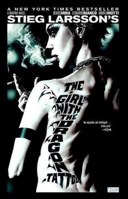 Book The Girl With The Dragon Tattoo by Denise Mina