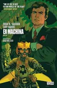 Ex Machina Book One by Brian K. Vaughan