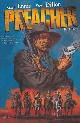 Book Preacher Book Three by Garth Ennis