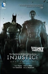 Book Injustice: Gods Among Us Vol. 2 by Tom Taylor