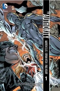 Book The Authority Vol. 1 by Warren Ellis