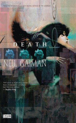 Book Death by Neil Gaiman